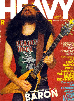 Revista Heavy Rock nº 2